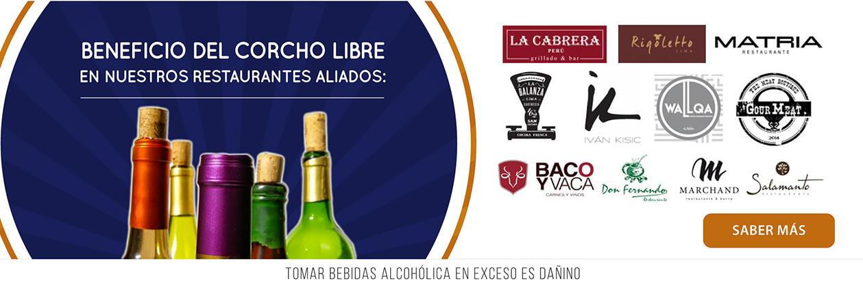 Caudalia Win Box, restaurantes, gastronomía peruana, Lima, Perú, vinos, sommelier, corcho libre, beneficios, maridaje, aprender a catar vinos