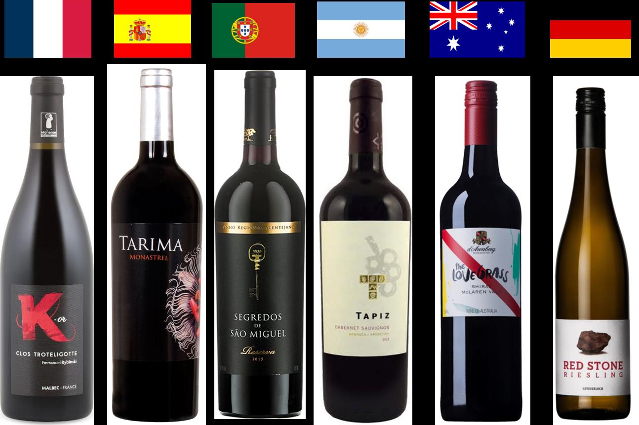 BCP Vinos del mundo