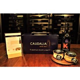 Caudalia Wine Box Gourmet Francia