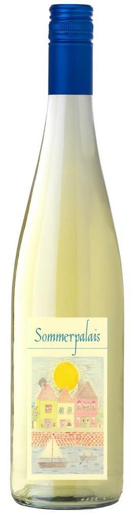 Caudalia Wine Box Noviembre 2016 Alemanía Sommerpalais Riesling
